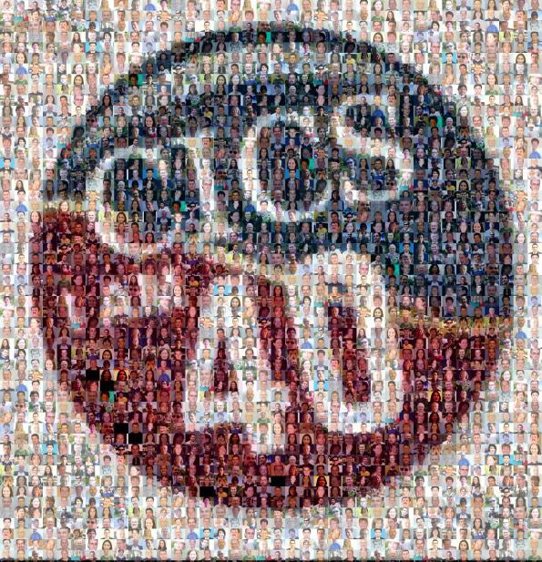 CICS I am 40 Mosaic