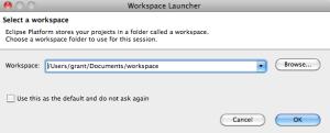 EclipseWorkspace
