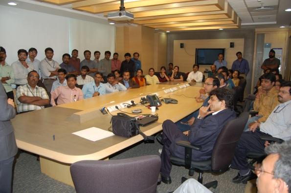 TXSeries Team in Bangalore